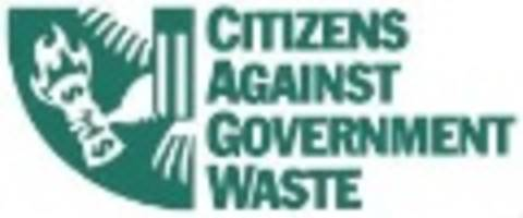 Citizens Against Government Waste Praises President Trump's First 100 Days