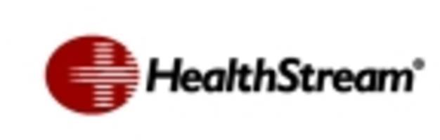 healthstream announces first quarter 2017 results
