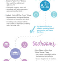 Merry Maids Takes the Guesswork out of #SpringCleaning with Its Step-by-Step, Room-by-Room Plan of Attack