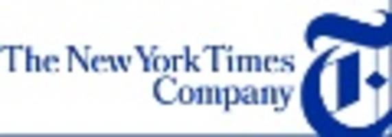 The New York Times Company to Webcast First-Quarter 2017 Earnings Conference Call