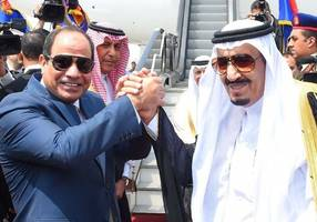 With eyes on Washington, Cairo and Riyadh warm up ties, looks to cooperate