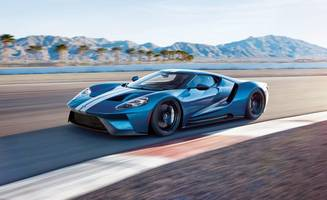 pretty sick: we ride in the 2017 ford gt!