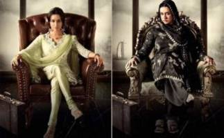 Check Out: Shraddha Kapoor's Distinct Looks As Haseena In Her Younger & Older Days!