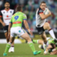 nrl: frustrated warriors intent on sharper display against storm
