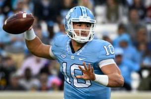 Colin Cowherd makes the case for Mitchell Trubisky over Myles Garrett as the No. 1 NFL Draft pick