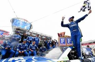 The numbers keep adding up for Jimmie Johnson