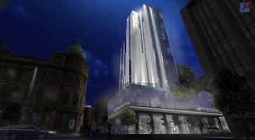 hastings hotels to spend £53m on grand central site in belfast