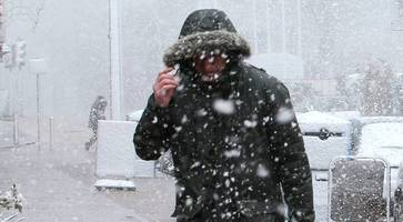 Northern Ireland weather updates: Met office warns of hail and snow as cold snap hits