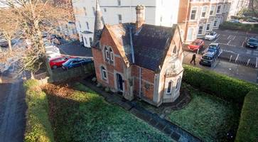 riddle over who designed methody's gothic cottage as its put on sale for £150k