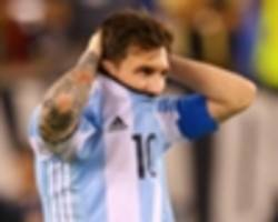 Maradona doubts Argentina World Cup qualification without Messi