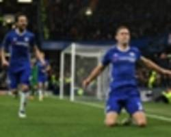 'A massive step' - Cahill, Hazard confident on Chelsea's title charge