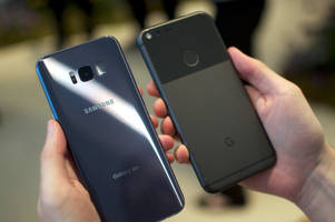 Google Pixel vs. Samsung Galaxy S8: Which is the better Android phone?