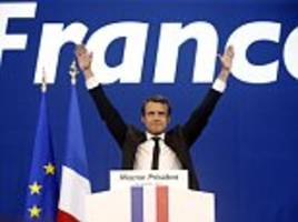 DAILY MAIL COMMENT: EU elites mustn't ignore French vote
