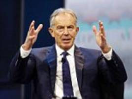 Tony Blair can 'scarcely believe' Labour's poor ratings