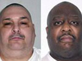 Arkansas executes first death row inmate