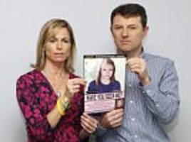 Madeleine McCann's parents on 10 years of missing daughter