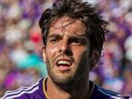 kaka is the highest paid player in the mls