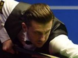 mark selby takes control of quarter-final with marco fu