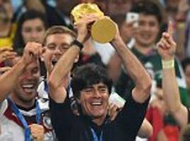 Real Madrid considering Germany boss Joachim Low