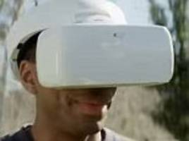 DJI unveils goggles that gives wearer a 'drone's eye view'