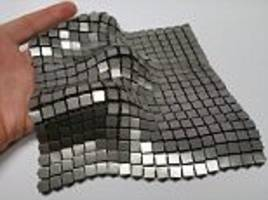 nasa hopes to protect astronauts with 'chainmail' armour