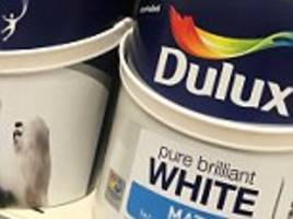 dulux takeover.... now it's all out war