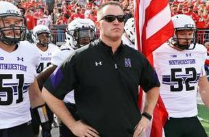 With 10-year extension, Northwestern bets big on Pat Fitzgerald to take next step