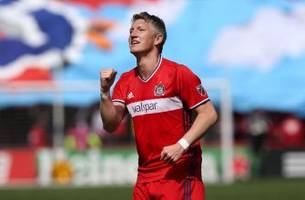 schweinsteiger paid $5.4 million, kaka remains highest paid in mls