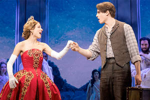 'Anastasia' Broadway Review: A Muddled, Pro-Czarist Russia Musical for the Trump Era