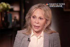 faye dunaway on oscars flub: 'i was very guilty' (video)