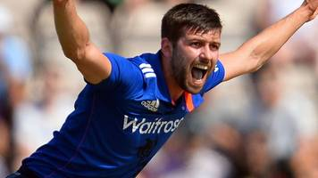 England: Mark Wood returns to squad for Champions Trophy and South Africa series