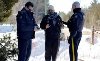 Canadians Get A Little Mad As Refugees Continue To Flood In From U.S.