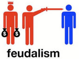 feudalism and the algorithmic economy