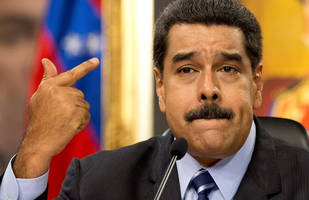 venezuela's maduro - selling the golden goose