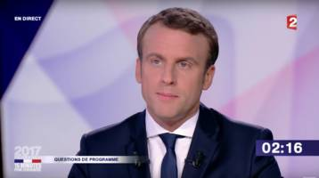 French Presidential Candidate Emmanuel Macron Reportedly Blacklists RT
