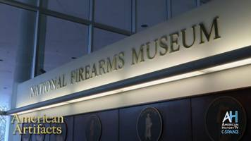 ny times bemoans the 'power of fantasy' at nra's firearms museum