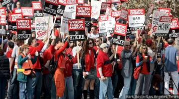 Hollywood Writers Authorize a Strike. Will It Repeat the 2007 WGA Strike?