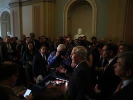 government shutdown; writers' strike looms; hernadez suicide notes: patch morning briefing
