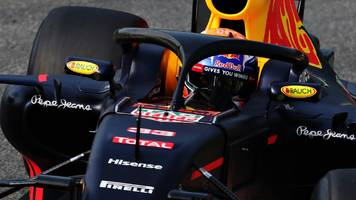 f1 prioritises 'shield' trial over halo