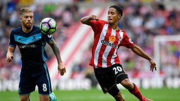 middlesbrough v sunderland - team news & stats
