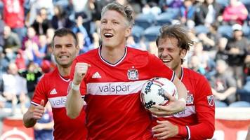 schweinsteiger seventh highest wage in mls - kaka top