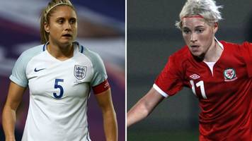 Women's World Cup 2019: England face Wales in qualifying group