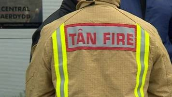 Man arrested after Llanelli house arson attack
