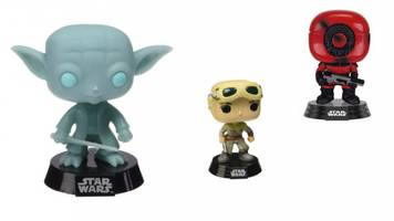 20 of the Most Unique Star Wars Funko Pops!