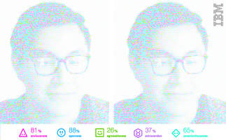 IBM's Watson looked into my soul and 'drew' my portrait