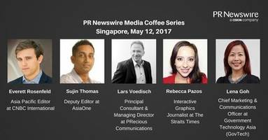 PR Newswire to Lead Discussion on the Impact of Fake News on Public Relations and Communications at Singapore Media Coffee Event