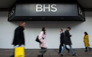 the bhs collapse: one year on