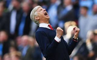 wembley win can spur arsenal to strong finish, says wenger