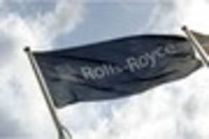 Derby's Rolls-Royce lands Indonesian engine deal worth over...