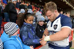 ealing's former bristol rugby players aware of support as championship play-offs and potential upset loom